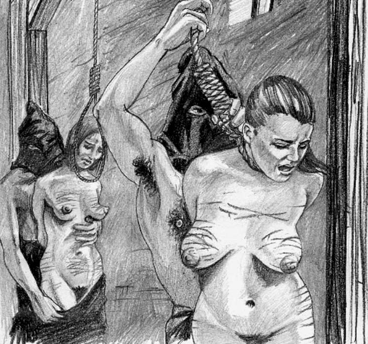 Bdsm Art Drawing
