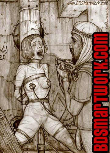 Free bdsm cartoons